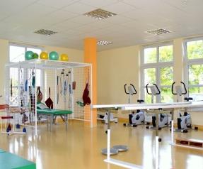 sala fizjoterapeutyczna
